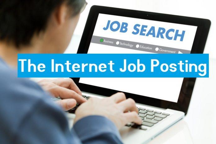 The Internet Job Posting