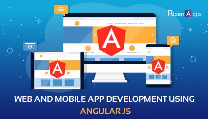 Developing a Web Application Using Angularjs